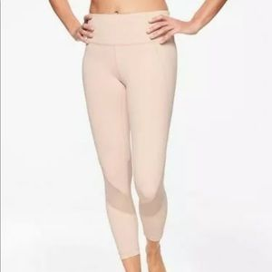 Athleta Eclipse 7/8 Tight in Ballerina Gown Pink